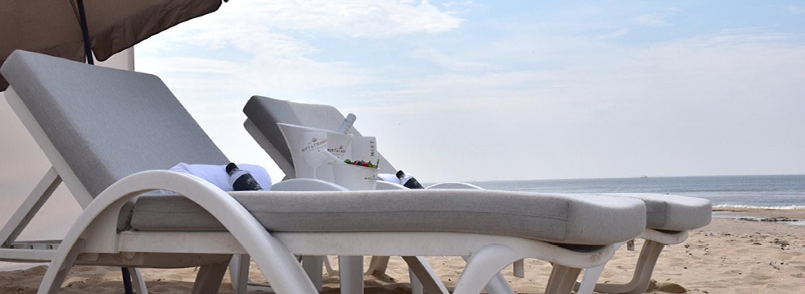 Strandbedjes - Alexander Beach Club - Noordwijk aan Zee