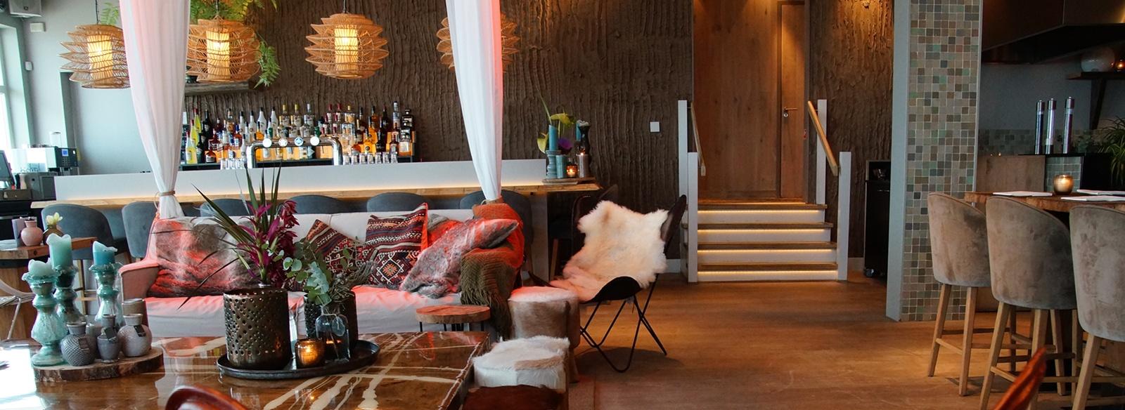 Alexander Beach Club - Noordwijk aan Zee - interieur