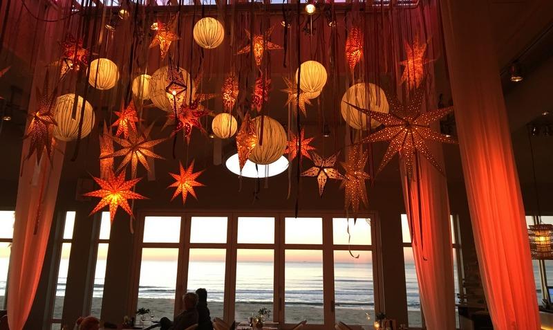 Kerst aan Zee Alexander Beach Club
