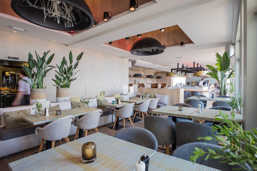 Alexander Beach Club - interieur - Noordwijk aan Zee