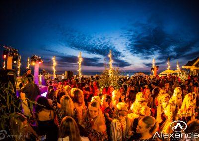 Alexander Beach Club - Summer Sensation - Zaterdag 7 juli 2018 | © Verkijk
